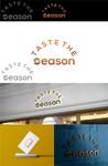 Taste The Season Logo - Entry #3