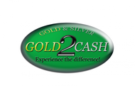 Gold2Cash Logo - Entry #37