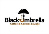 Black umbrella coffee & cocktail lounge Logo - Entry #136