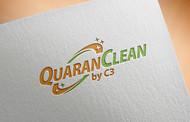 QuaranClean Logo - Entry #103