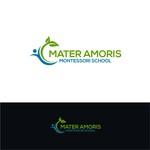 Mater Amoris Montessori School Logo - Entry #481
