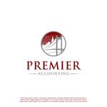 Premier Accounting Logo - Entry #91