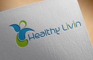 Healthy Livin Logo - Entry #119