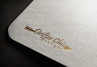 Drifter Chic Boutique Logo - Entry #142