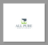 ALL PURE SOLUTIONS Logo - Entry #61