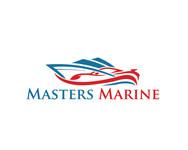 Masters Marine Logo - Entry #410