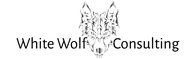 White Wolf Consulting (optional LLC) Logo - Entry #102