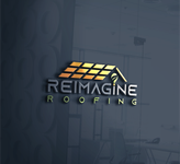 Reimagine Roofing Logo - Entry #229