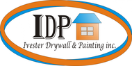IVESTER DRYWALL & PAINTING, INC. Logo - Entry #27