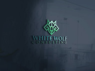 White Wolf Consulting (optional LLC) Logo - Entry #463