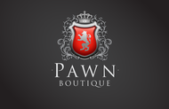 Either Midtown Pawn Boutique or just Pawn Boutique Logo - Entry #80