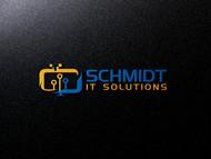 Schmidt IT Solutions Logo - Entry #24