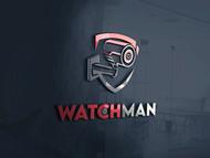 Watchman Surveillance Logo - Entry #72