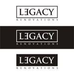 LEGACY RENOVATIONS Logo - Entry #1