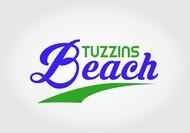 Tuzzins Beach Logo - Entry #32