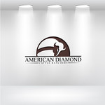 American Diamond Cattle Ranchers Logo - Entry #17