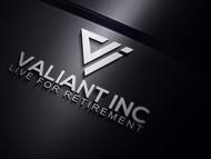 Valiant Inc. Logo - Entry #334