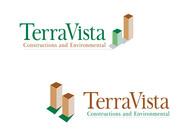 TerraVista Construction & Environmental Logo - Entry #225