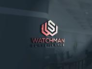 Watchman Surveillance Logo - Entry #280