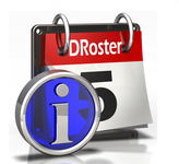 DRoster Logo - Entry #55
