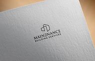 MAIN2NANCE BUILDING SERVICES Logo - Entry #114