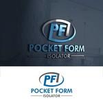 Pocket Form Isolator Logo - Entry #34