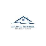 Michael Benner, Real Estate Broker Logo - Entry #15