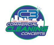 Commercial Cleaning Concepts Logo - Entry #4