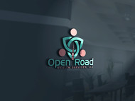 "Open Road Wealth Services, LLC  (The ""LLC"" can be dropped for design purposes.) Logo - Entry #47"