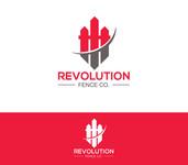 Revolution Fence Co. Logo - Entry #84