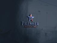 Premier Accounting Logo - Entry #186