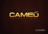 CAMEO PRODUCTIONS Logo - Entry #146