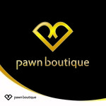 Either Midtown Pawn Boutique or just Pawn Boutique Logo - Entry #27