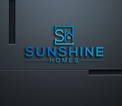 Sunshine Homes Logo - Entry #173