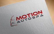 Motion AutoSpa Logo - Entry #124