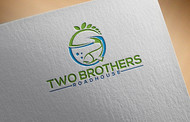 Two Brothers Roadhouse Logo - Entry #107