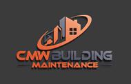 CMW Building Maintenance Logo - Entry #144