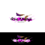 Kara Fendryk Makeup Artistry Logo - Entry #52