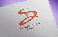 Dominique's Studio Logo - Entry #228