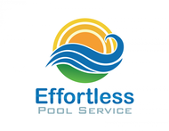 Effortless Pool Service Logo - Entry #22