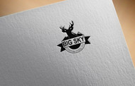 Big Sky Custom Steel LLC Logo - Entry #9