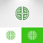 Healthy Livin Logo - Entry #331