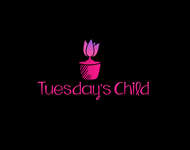 Tuesday's Child Logo - Entry #94