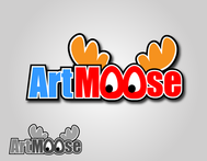 ArtMoose Logo - Entry #29
