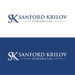 Sanford Krilov Financial       (Sanford is my 1st name & Krilov is my last name) Logo - Entry #615