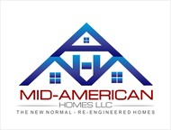 Mid-American Homes LLC Logo - Entry #84