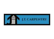 J.T. Carpentry Logo - Entry #33