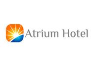 Atrium Hotel Logo - Entry #100