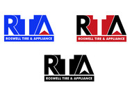 Roswell Tire & Appliance Logo - Entry #168