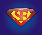Superman Like Shield Logo - Entry #40
